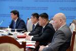 Заседание Совета безопасности КР по вопросам обеспечения безопасности в сфере недропользования