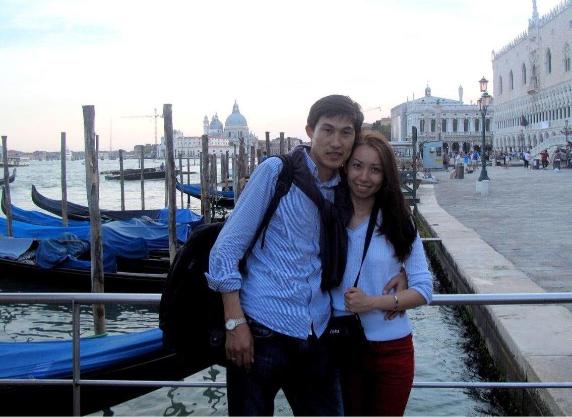 Поездка кыргызстанца Адилета Ногойбаева в Европу