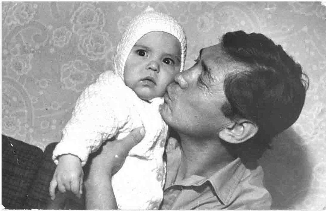 Архивное фотографии народного артиста Кыргызской Республики, балетмейстера Урана Сарбагышева