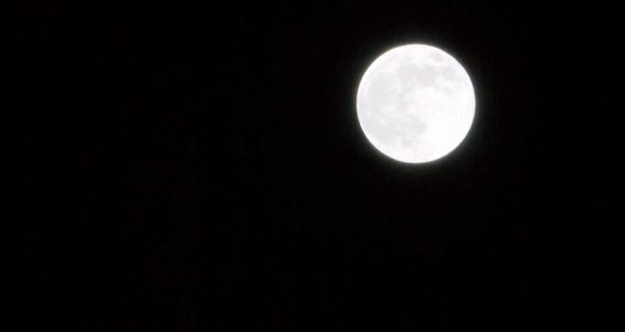 В ночь с 19 на 20 февраля спутник Земли приблизился к планете на минимальное расстояние в нынешнем году. Это видео для тех, кто не смог наблюдать астрономическое явление или хочет полюбоваться им еще раз.