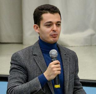 Кандидат политических наук Павел Фельдман. Архивное фото