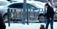 Происшествие случилось в районе, где расположены редакции государственных СМИ.