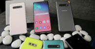 Samsung Galaxy S10 телефондору. Архив