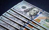 Купюры американских долларов. Архивное фото
