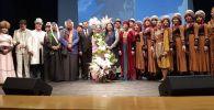 В городе Эль-Кувейт прошел грандиозный концерт песен и танцев Кыргызстана.
