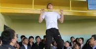 Турнир Эржигит среди учащихся старших классов в Бишкеке
