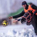 Французские хорсболисты периодически приезжают в Кыргызстан и тренируют местных игроков
