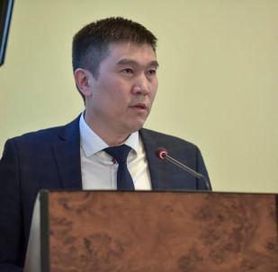 Вице-мэр по вопросам градостроительства и архитектуры Уланбек Азыгалиев