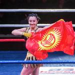 Шахриза Халилова в единственном женском бою одолела соперницу из Узбекистана Мухае Эркинову