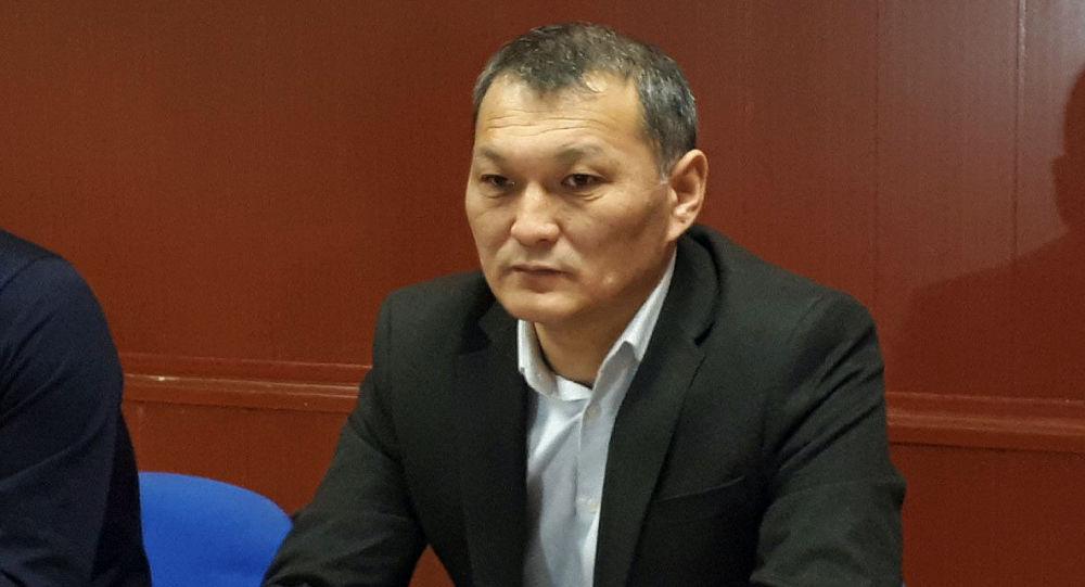 Жыргалбек Саматовдун архивдик сүрөтү