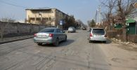 Улица Жукеева-Пудовкина в Бишкеке, где планируется провести ремонт
