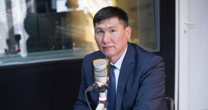 Эмгек жана социалдык өнүктүрүү министри Улукбек Кочкоров