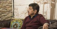 Жогорку Кеңештин депутаты Акылбек Жапаров. Архивдик сүрөт