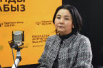 Бишкек шаардык мэриясынын Билим берүү башкармалыгынын башкы адиси Гүзел Турдубаева