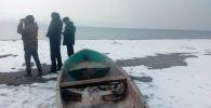 В Джеты-Огузском районе Иссык-Кульской области идут поиски семейной пары, которая два дня назад отправилась рыбачить