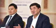 Премьер-министр Кыргызской Республики Мухаммедкалый Абылгазиев встретился с членами бизнес-ассоциации ЖИА, в ходе которой были обсуждены насущные и актуальные проблемы в предпринимательской сфере.