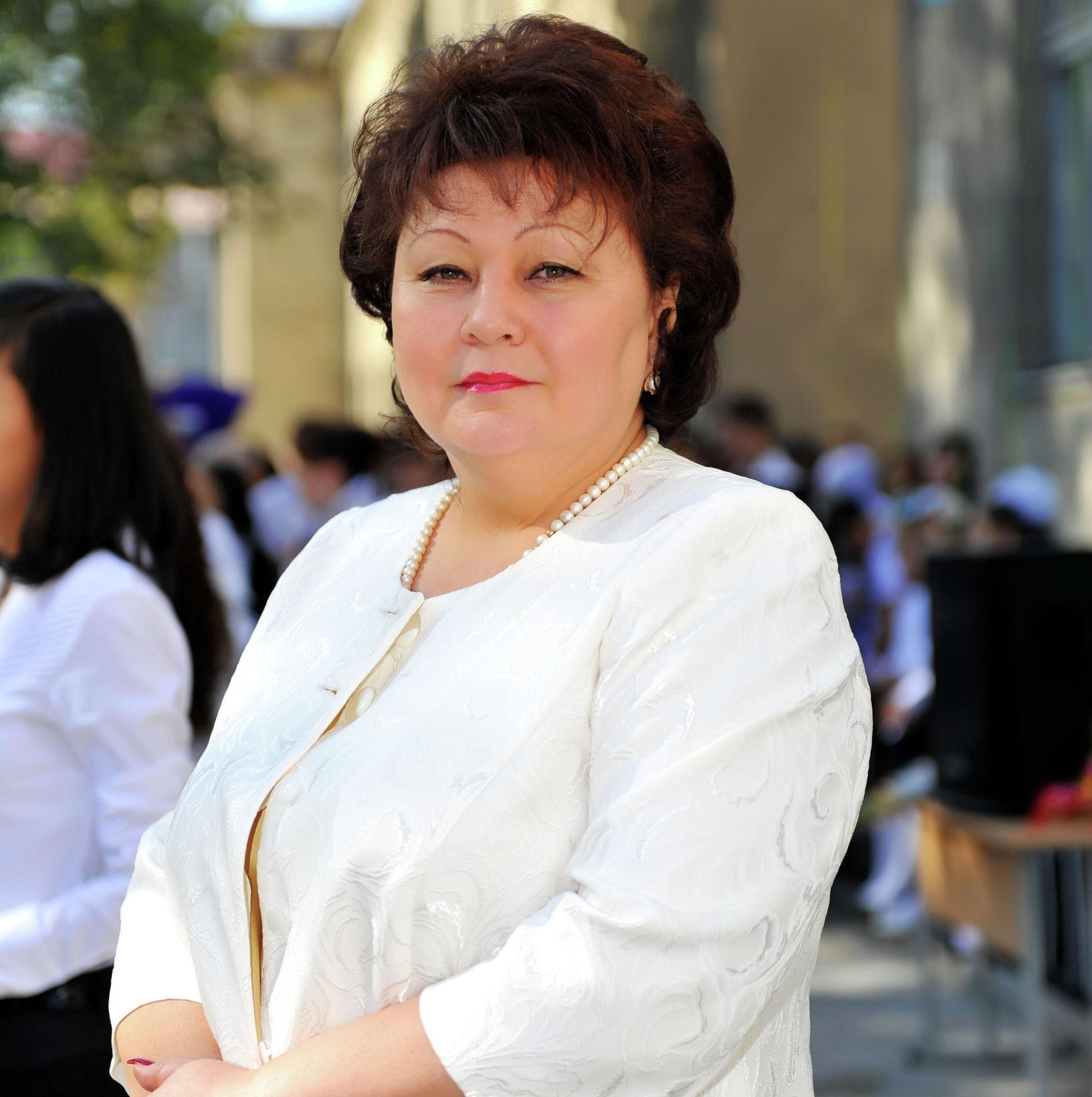 Депутат Бишкекского городского кенеша Валентина Лисниченко