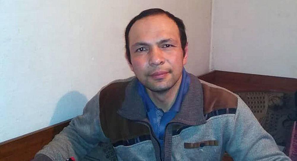 В Бишкеке разыскивается без вести пропавший 36-летний Халматов Кылычбек Ташболотович