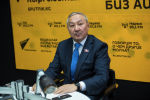 Бир Бол фракциясынын депутаты Бактыбек Турусбеков