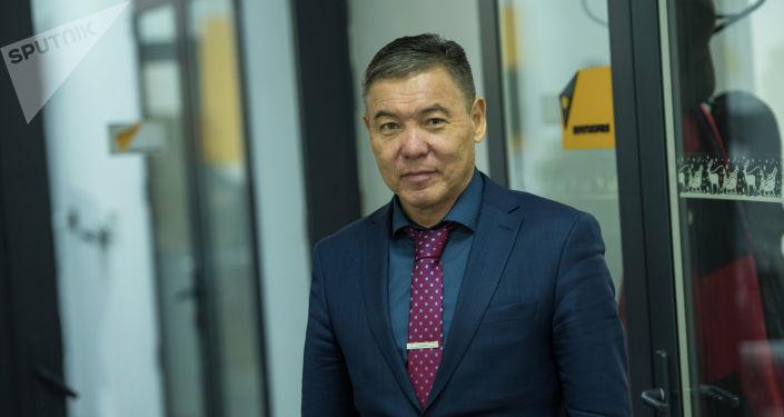 Судья Верховного суда Аскат Сыдыков