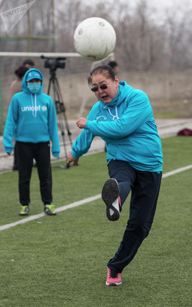 Сильная духом женщина — бывшая вице-мэр столицы Айгуль Рыскулова