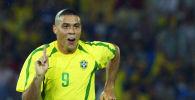 Бразильский нападающий Роналду. Архивное фото