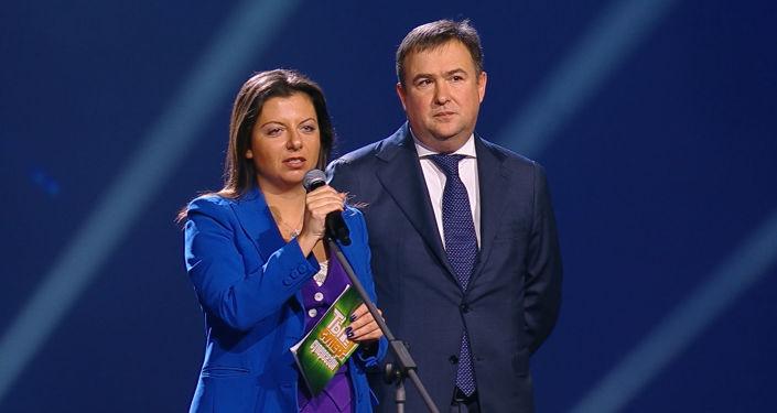Главный редактор МИА Россия сегодня и агентства Sputnik Маргарита Симоньян заявила, что международный вокальный конкурс Ты супер! по-настоящему меняет жизни людей.