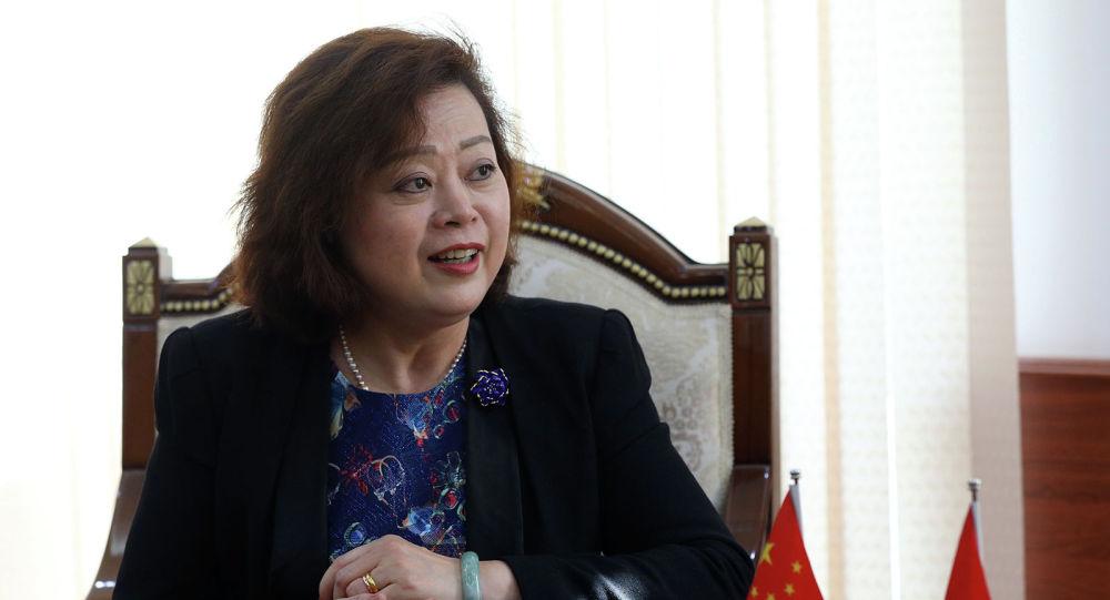 Новый посол Китая в Кыргызстане Ду Дэвэнь