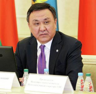 Посол Кыргызстана в Турции Кубанычбек Омуралиев