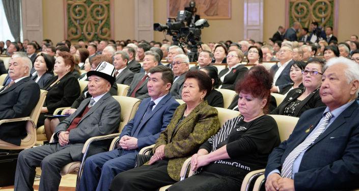 11 марта, в государственной резиденции Ала-Арча прошел XI съезд судей Кыргызстана