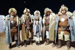Сауд Аравияда өтүп жаткан Camel Fest фестивалына катышып жүргөн кыргызстандык алп адамдар