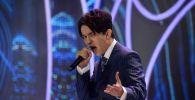 Казахстанский певец Димаш Кудайберген. Архивное фото