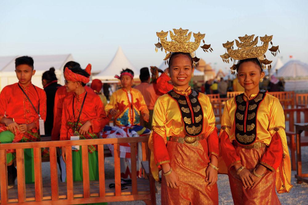 На Сamel Fest собрались представители почти сотни стран