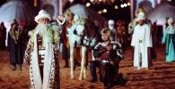 Camel Fest фестивалынын катышуучулары. Архивдик сурөт