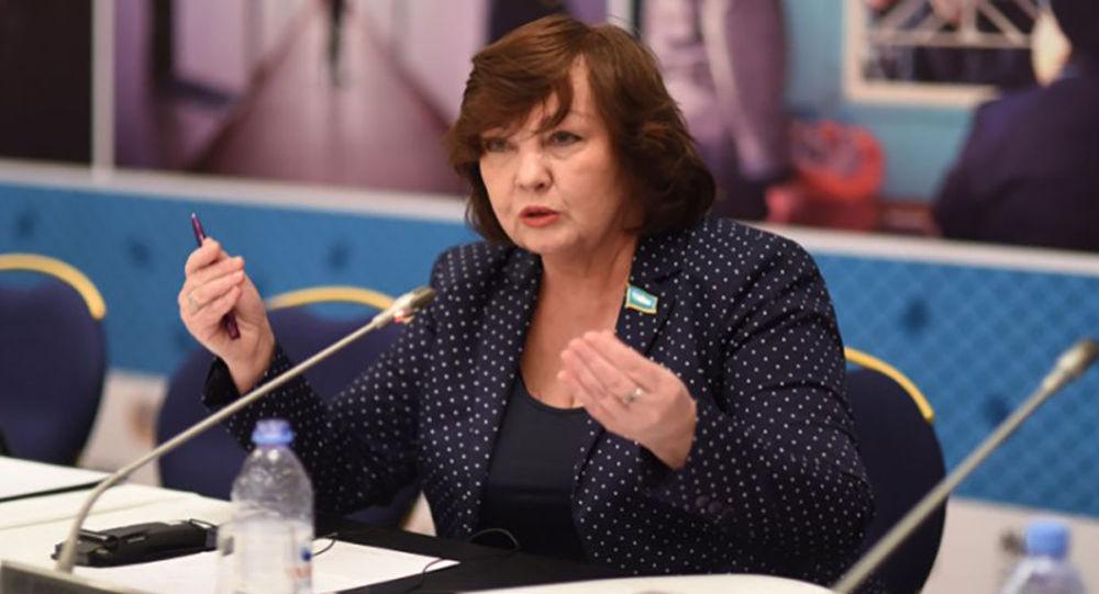 Депутат мажилиса Казахстана Светлана Бычкова. Архивное фото