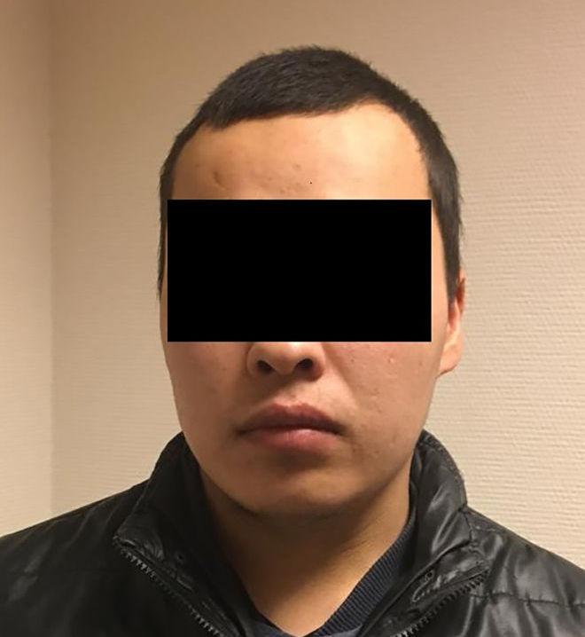 Подозреваемый в членстве в одной из международных террористических организаций