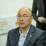Заместитель руководителя аппарата Верховного суда Эркин Искаков
