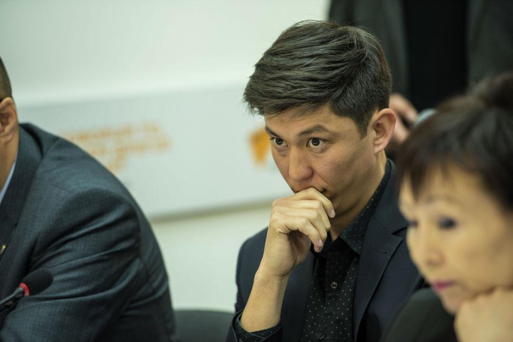 Гражданский активист Эрулан Кокулов