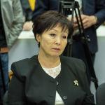 Заведующий отделом технических регламентов и стандартов Министерства экономики Эльмира Удербаева