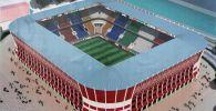 В Душанбе началось строительство современного стадиона на 30 тысяч зрителей