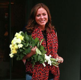 Певица Юлия Началова. Архивное фото