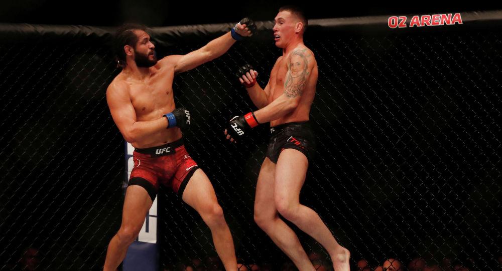 Главный бой турнира UFC Fight Night 147 закончился победой Хорхе Масвидала над Дарреном Тиллом в Лондоне