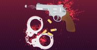 В какие месяцы совершается больше всего преступлений в КР