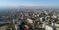 Бишкек шаарына көрүнүш
