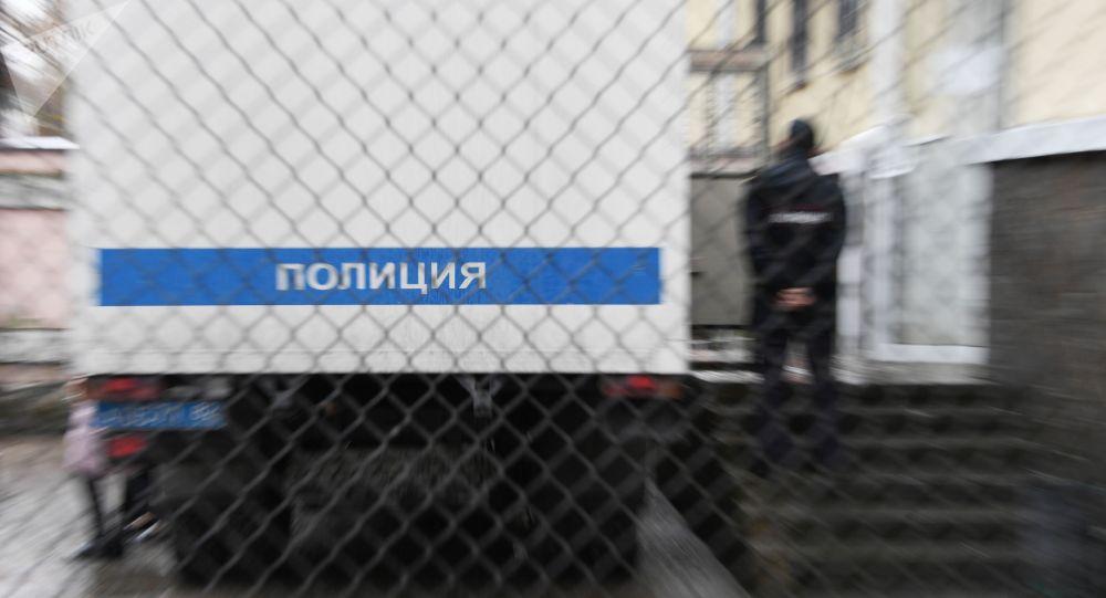 Россиянын полиция кызматы. Архив