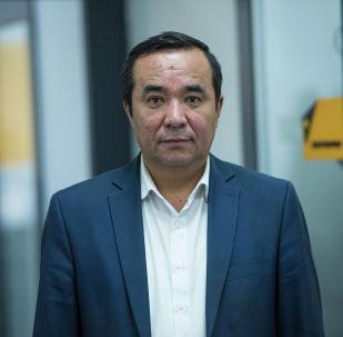 Финансы министрлигинин алдындагы бюджеттик насыяларды башкаруу боюнча мамлекеттик агенттиктин өкүлү Кылычбек Асеков
