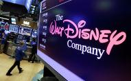 Логотип Walt Disney Co. Архивное фото