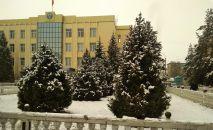 Нарын шаарынын мэриясы. Архив