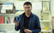 Бишкекчанин Канат Жаныбеков придумал социальный проект, который помогает людям найти попутчиков