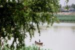Река Тигр в Багдаде. Архивное фото
